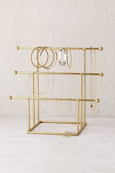 Shop Emilia Tiered Jewelry Stand at Urban Outfitters today. We carry all the latest styles, colors and brands for you to choose from right here.