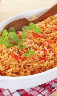 Weight Watchers Friendly  Mexican Rice Recipe - 6 Smart Points