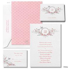The Fairest Wedding Invitation - Snow White