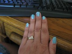 These are my nails (8.5.2012)