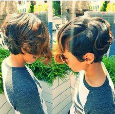 My next hair style!