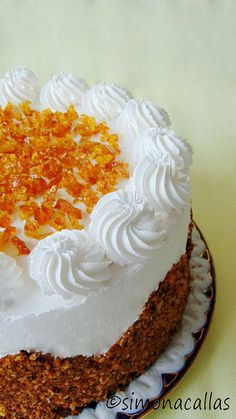 Just Cakes, Cakes And More, Incredible Recipes, Tea Time, Egyptian, Birthday Cake, Baking, Desserts, Food