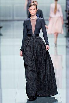 Christian Dior - F/W 2012 (Paris)
