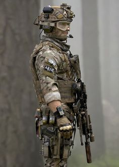 Hello Gentlemen, its been a while. This is my latest piece of work. I hope you like it. Military Gear, Military Equipment, Tactical Equipment, Tactical Gear, Airsoft Gear, Military Action Figures, Military Special Forces, Army Wallpaper, Combat Gear