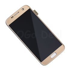 LCD and Digitizer Assembly Replacement for Samsung Galaxy S7  - Goldhttp://www.ogodeal.com/lcd-and-digitizer-assembly-replacement-for-samsung-galaxy-s7-gold.html