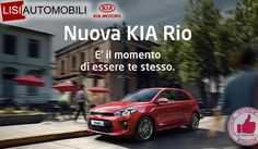 Nuova Kia Rio - Scoprila Da Lisi Automobili http://affariok.blogspot.it/