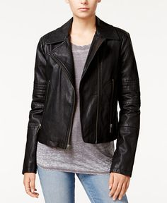 59.99$  Watch now - http://vianr.justgood.pw/vig/item.php?t=9pdpmf287 - Faux-Leather Moto Jacket