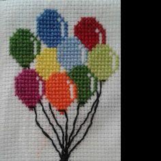 Um simples bordado de ponto cruz... - Malu Silva - Google+
