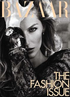 Best Gisele Bundchen Fashion Editorials | POPSUGAR Fashion