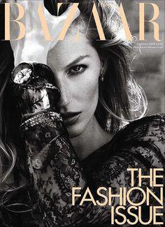 Harper's Bazaar Gisele Bundchen