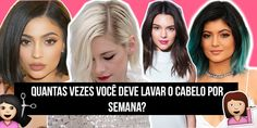 Blog Carolina Sales: Quantas vezes você deve lavar o cabelo por semana?
