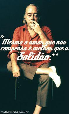 Vinicius de moraes quote frase