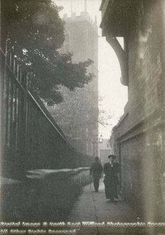 St Nicholas Church, Church Walk, Castle Gate, Nottingham, c 1895