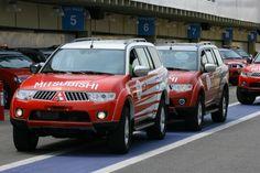 Mitsubishi Motors é o carro oficial do GP Petrobras do Brasil de F1 pelo 4º ano consecutivo