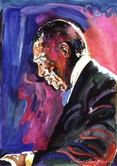 Famous Jazz Musicians Painting - Mood Indigo Duke Ellington by David Lloyd Glover Oil Painting Abstract, Acrylic Painting Canvas, Painting & Drawing, Canvas Art, Your Paintings, Beautiful Paintings, Original Paintings, Soul Jazz, Duke Ellington