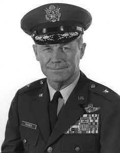 "Charles Elwood ""Chuck"" Yeager, Brigadier General, United States Air Force."