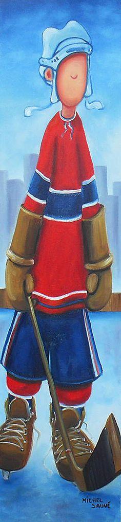 apprenti Wood Canvas, Canadian Artists, Ink Painting, Art Plastique, Winter Wonderland, Big Ban, Cool Art, Princess Zelda, Montreal Canadiens