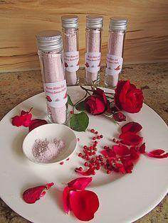 Rosenblüten-Salz