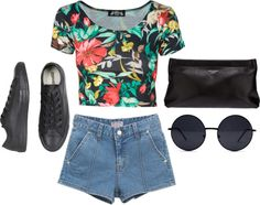 """""""Untitled #28"""" by lunalilia ❤ liked on Polyvore"""