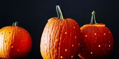 Jack-o-who? Twinkly lanterns are quicker to whip up (and so much prettier)