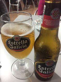Estrela Galicia Cerveza Especial