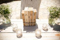 Rustic Greek island wedding in Kea   Ioanna & Matt - Love4Wed