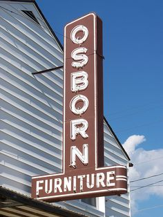 Osborn Furniture....Kenton, Ohio.