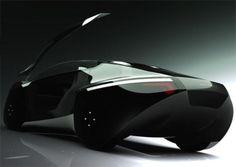 Equilibrium Concept Car by Bob Romkes