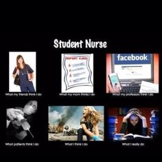Nursing School!!!