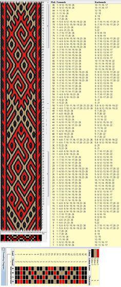 26 tarjetas, 3 colores // sed_966b diseñado en GTT༺֍