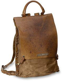 Eddie Bauer Bag / the hippie backpack