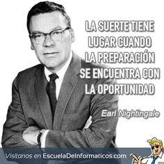 Earl Nightingale #motivación #tecnología