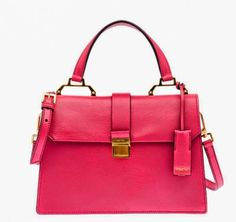 The Charm of Luxury: La Bag del giorno: La borsa New Madras di Miu Miu....