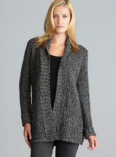 @Overstock.com - Joan Vass Two Pocket Ribbed Shawl Cardigan - Product is featured in partnership with Loehmann's  http://www.overstock.com/Clothing-Shoes/Joan-Vass-Two-Pocket-Ribbed-Shawl-Cardigan/8386949/product.html?CID=214117 $59.99