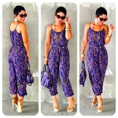 Rompers for Women Forever 21 | F21 Jumpsuit HERE / Wild Pair Pumps HERE / Coach Bag (old) / Mustache ...