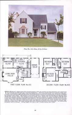Ideal homes: section two, eleventh edition, two...