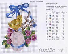 вышивка крестом пасхальная тематика: 12 тыс изображений найдено в Яндекс.Картинках