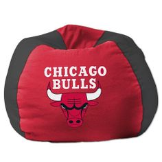 Use this Exclusive coupon code: PINFIVE to receive an additional 5% off the Chicago Bulls Bean Bag Chair at SportsFansPlus.com