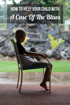 How to help your kids overcome a case of the blues.  Great parenting ideas here.