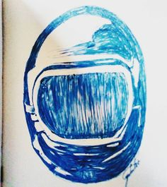 #fastdraw #azul #stars #astronaut #blue #drawingoftheday #drawing #draw #illustration #instalike #instaart #pen #pencil #espace #sketch #sketchbook #originalart #artistoninstagram #ink #art #artist #artgram #paint #painting #talent #talented #creative #galaxy #color #watercolor