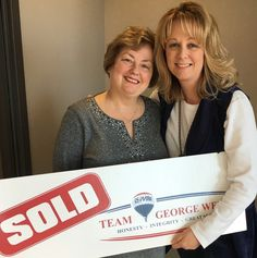 Congratulation to Diane L. on the sale of her house with #TeamGeorgeWeeks & Shannon Orrand!  #LoveOurClients #PicOfTheDay