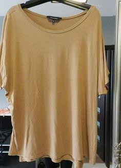 Kup mój przedmiot na #vintedpl http://www.vinted.pl/damska-odziez/koszulki-z-krotkim-rekawem-t-shirty/14380742-new-look-bezowy-top-nude-oversize