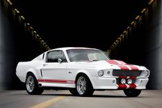 """1967 Shelby GT500E """"Eleanor"""" by Unique Performance."""