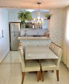 Home Room Design, Decor Interior Design, Living Room Designs, Interior Decorating, House Design, Apartment Floor Plans, House Rooms, Decoration, Dining Bench