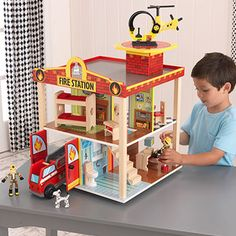 With a distinctive focus on the heroes who keep America safe, this collection celebrates our country and the people who protect it. From the magnificent men and women serving in uniform to police and firemen patrolling local streets, this collection is bursting with uplifting décor, remote control vehicles and toys that will inspire the next generation of courageous citizens.