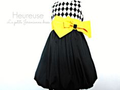 La petite Jérémienne dress, created by Heureuse Gifts and Accessories,https://www.etsy.com/people/labelleheureuse?ref=si_pr