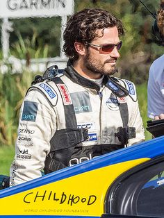 The Speeding Swede! Prince Carl Philip Secures Position to Race with Volvo in 2016: 'My Goal Is to Be Better and Faster' http://www.people.com/people/package/article/0,,20395222_20953071,00.html