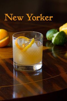 Whiskey Cocktails Remind Me I'm Old