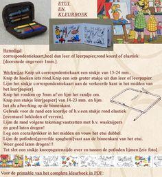 Etui + Kleurboek | punt.nl: Je eigen gratis weblog, gratis fotoalbum, webmail, startpagina enz