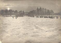"Winter 1929 (Speyer, Rhine) via Flickr: ""Jahrhundertwinter 1929"""